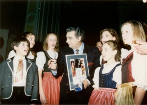 Placido Domingo, 1994