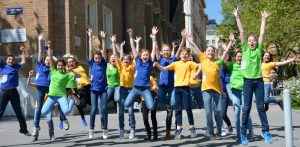 """Spatzen holten Gold – Level 5 beim """"13. Internationalen Chorwettbewerb Bad Ischl"""""""