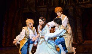 Die Zauberflöte im Stadttheater Baden