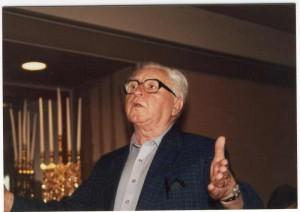 Prof. Josef Wolfgang Ziegler, 1987