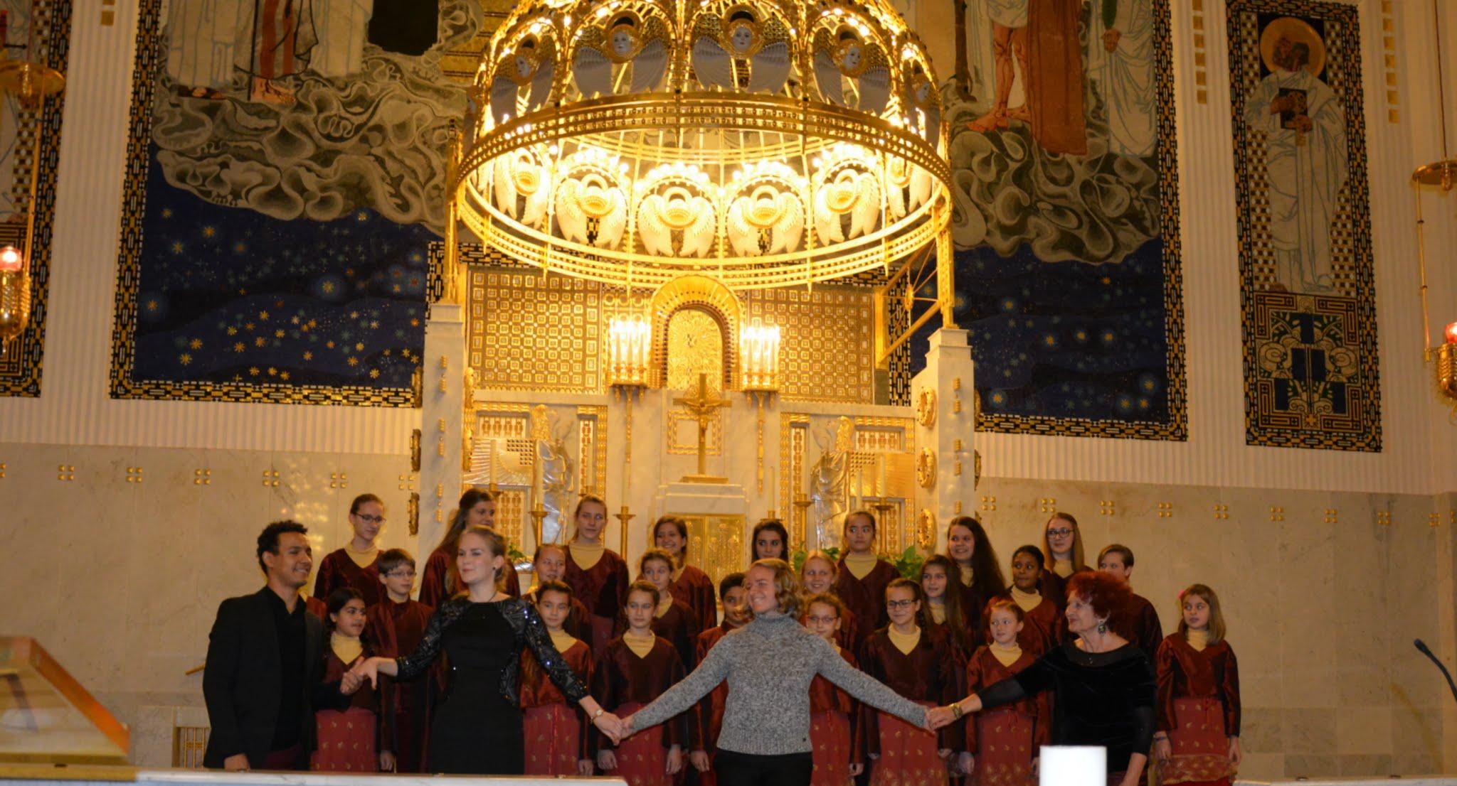 Konzert in der Otto Wagner Kirche am Steinhof
