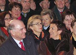 Geburtstagsfeier von LH Dr. Erwin Pröll
